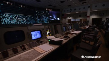 Apollo Mission Control returned to its former glory