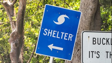 Finding a hurricane shelter during the COVID-19 pandemic