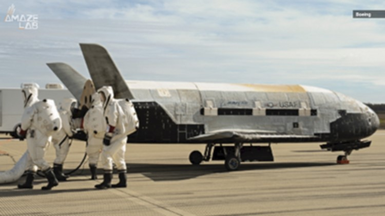 Secretive U.S. Air Force Spacecraft Has Been Orbiting Earth for a Record 719 Days and We Don't Know Exactly What It's Doing Up There
