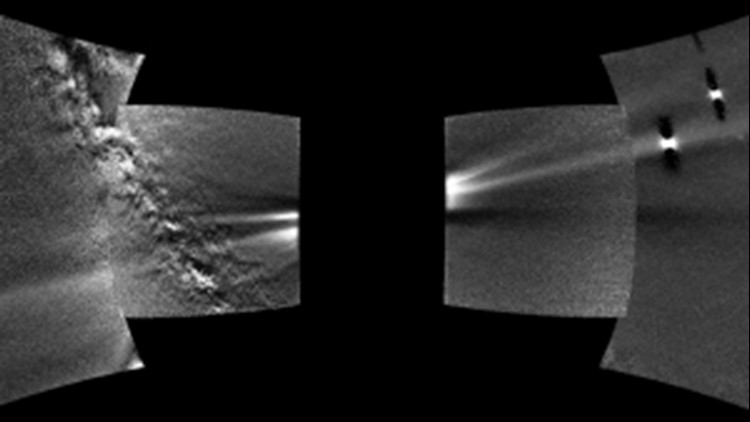 NASA's Parker Solar Probe Reveals Resonance Dust Ring of Venus
