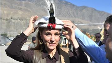 Kate Middleton Recreates Princess Diana's Fashion