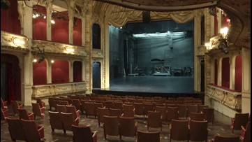 Leg Room Galore! Berlin Theater Debuts New Spaced Seating Chart to Adhere to Social Distancing!