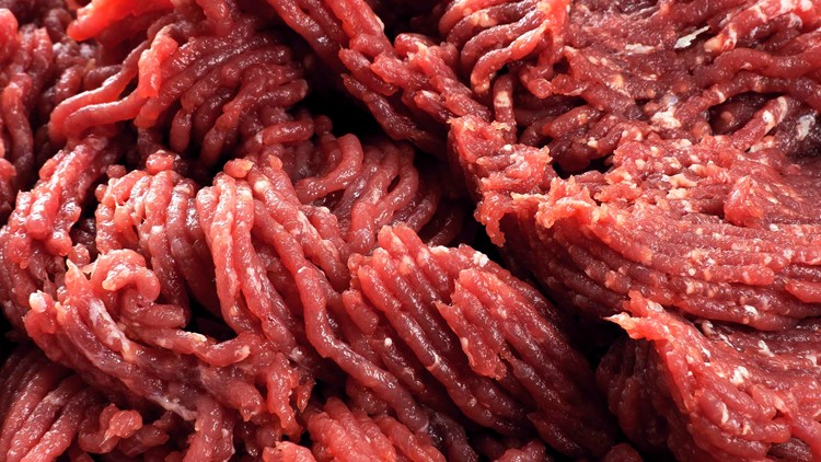 E. coli outbreak linked to ground beef up to 156 cases in 10 states