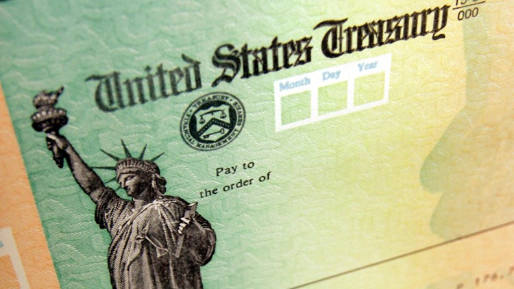 IRS treasury check payment