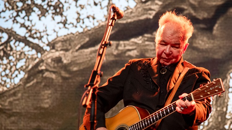John Prine's wife remembers the late singer and praises his caregivers