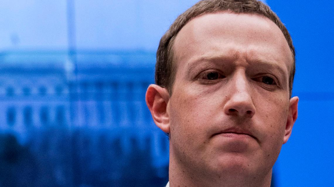Report: FTC considering oversight of Facebook's Zuckerberg
