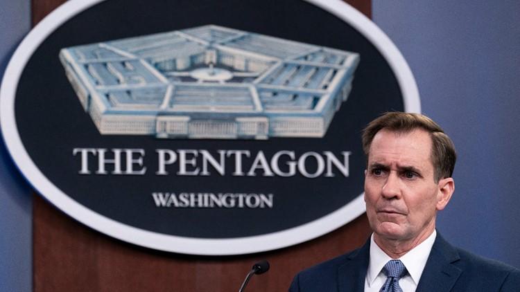 US airstrike, first under President Biden, kills Iran-backed militiaman