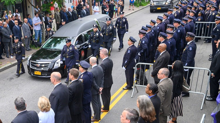 Sept 11 Attacks-First Responder Diesfuneral