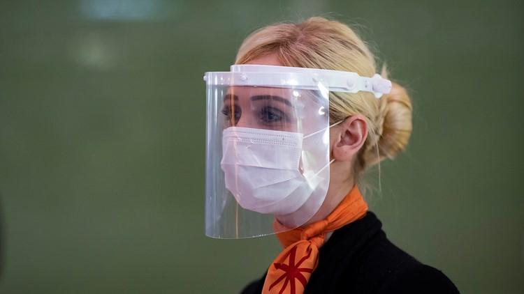 coronavirus mask shield