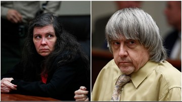 California couple who starved, shackled children sentenced to life in prison