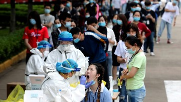 Wuhan tests 10 million people for coronavirus, finds few infections