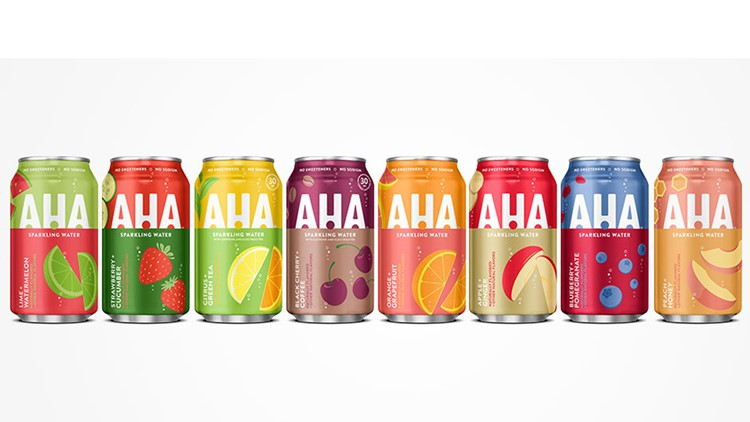 AHA Sparkling Water