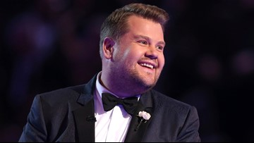 Video sparks the question: Does James Corden actually drive in 'Carpool Karaoke'?