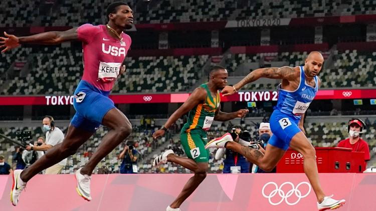 Tokyo Rewind, Aug. 1: Competitors split gold, surprise 'world's fastest man'