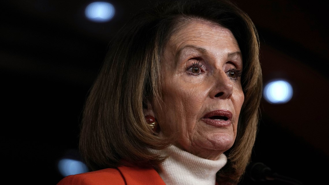 Group of House Democrats pledge to oppose Nancy Pelosi's bid to return as House Speaker