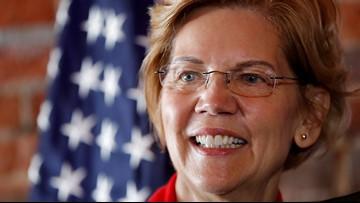 Elizabeth Warren calls for impeachment proceedings against Trump