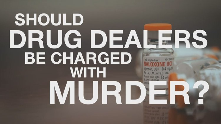 Should drug dealers be charged with murder?