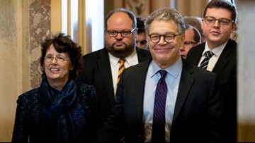 Al Franken says he 'absolutely' regrets resigning from Senate
