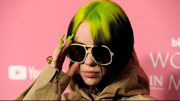 Listen to Billie Eilish's new James Bond theme single