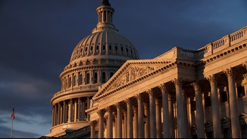 Pact reached to avert government shutdown through Dec. 20
