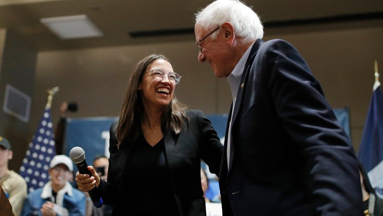 Sanders, Ocasio-Cortez introduce 'Green New Deal for Public Housing'