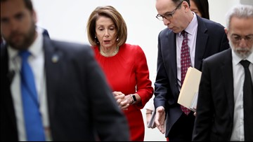 Shutdown day 33: No deal in sight as House Democrats work on new proposal