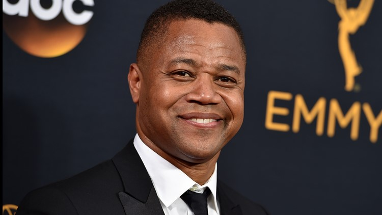 Cuba Gooding Jr Groping Allegation