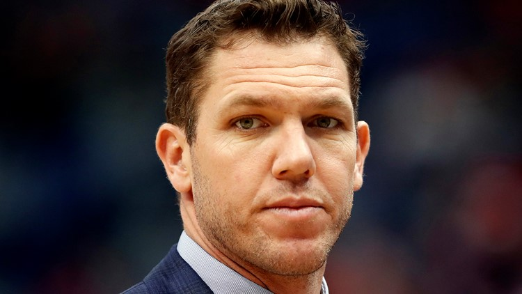 Sacramento Kings coach Luke Walton sued for sexual assault