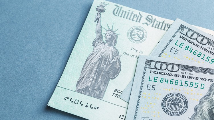 More $1,400 stimulus checks sent. Here's who's getting them.