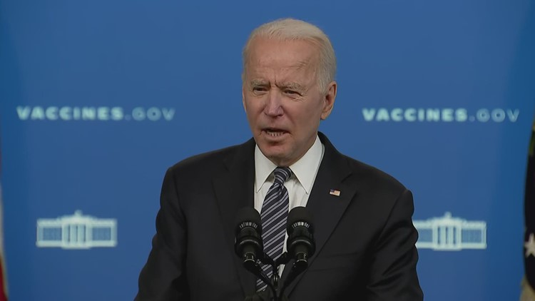 Biden urges improved education in cybersecurity after Colonial Pipeline crisis