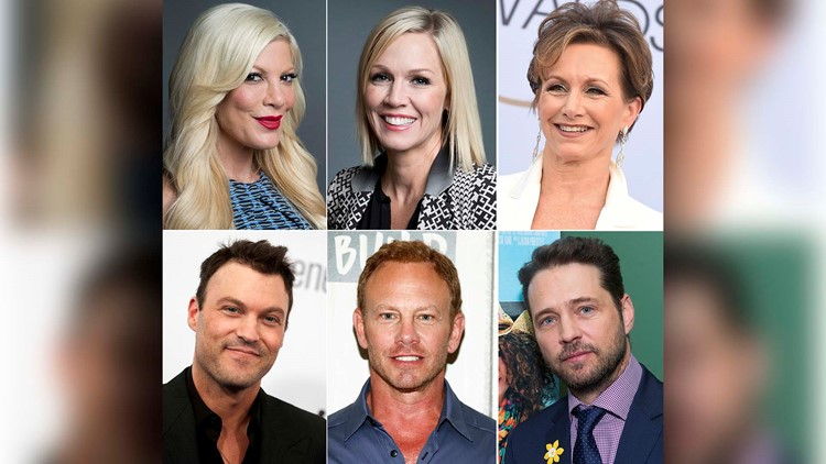 TV-Beverly Hills 90210-Reunion
