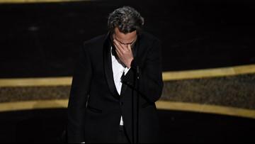READ: Joaquin Phoenix's full Oscars acceptance speech