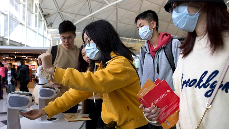 First US case of China coronavirus confirmed in Washington State
