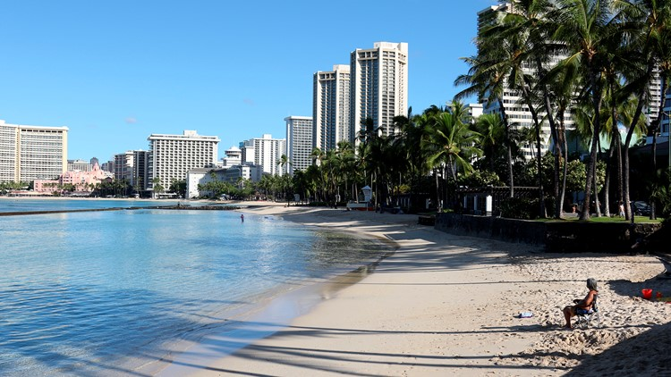 'Zero to 150 mph in two weeks': Hawaii tourism surges as virus rules loosen