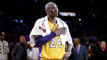 ESPN to re-air Kobe Bryant's final NBA game Monday night