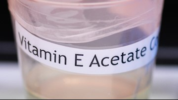 CDC confirms vitamin E acetate possibly linked to vaping illness outbreak