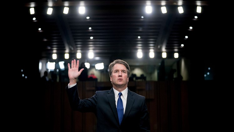 Kavanaugh defenders have 'reasons for concern' - including 'criminal liability': Harvard law professor