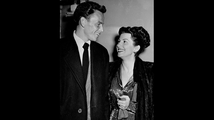 Nancy Sinatra Sr., the childhood sweetheart of Frank Sinatra who became the first of his four wives and the mother of his three children, has died. She was 101.