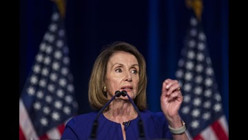 'We will support and vote for Nancy Pelosi': Disgruntled Democrats strike deal to back House Speaker bid