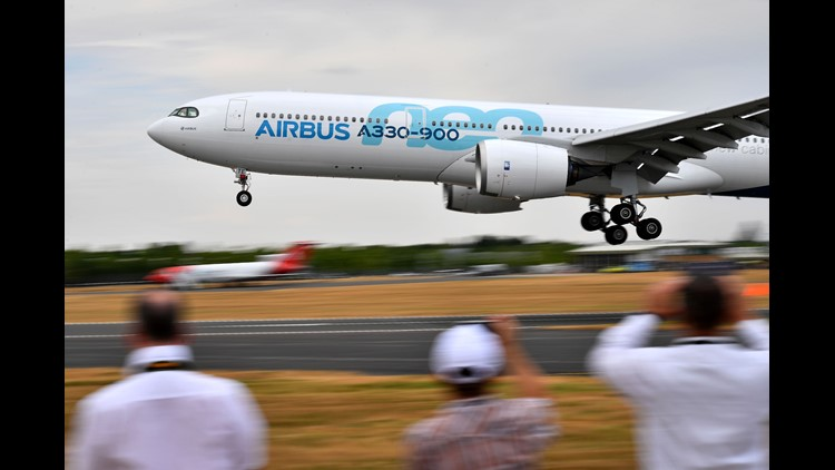 Farnborough Airshow: Aircraft sales to hit $6.3tn on China trade