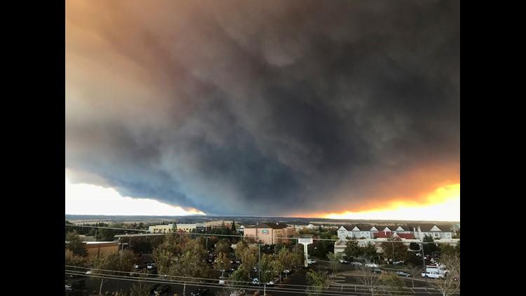 Ap California Wildfire A Usa Ca