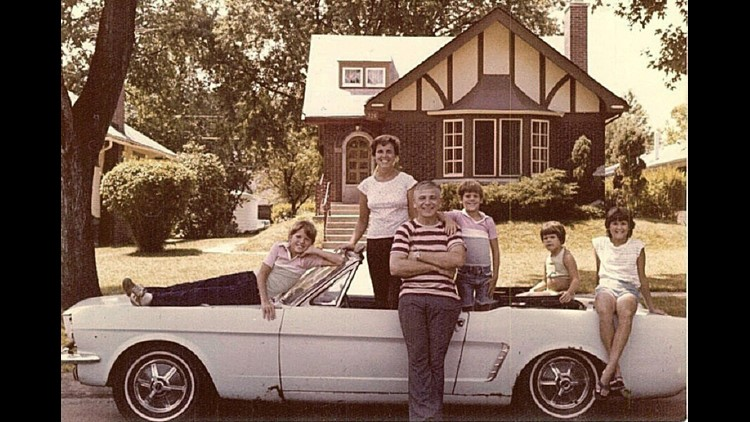 Mustang Family2