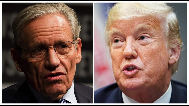 Christie denies accounts in Woodward's Trump book