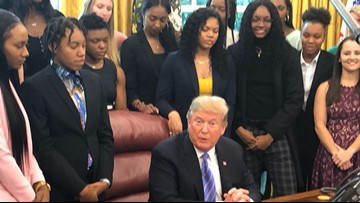White House serves Chick-fil-A, McDonald's, Wendy's to Baylor women's team