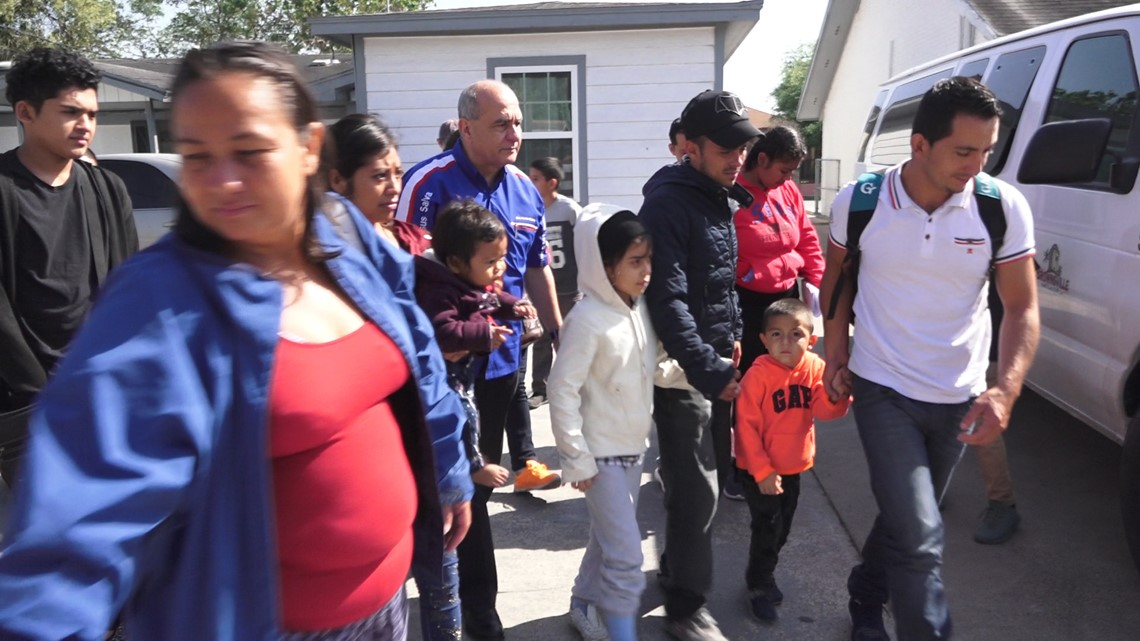 Pastor converts half of his church into center for asylum-seeking families