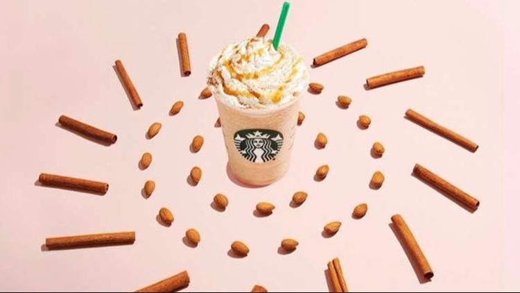 <p>There's a new summer drink available at Starbucks: TheHorchataAlmondmilkFrappuccino. It is the chain's first recipe made with almond milk as the original milk ingredient.</p>