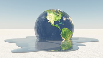 Earth Day arrives as many still doubt climate change is a threat