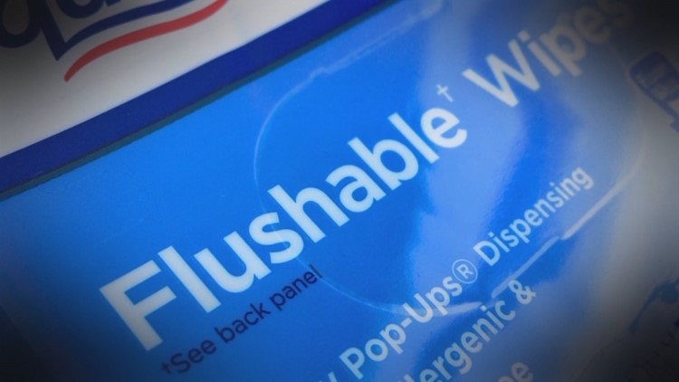 Are flushable wipes actually safe to be flushed? | VERIFY