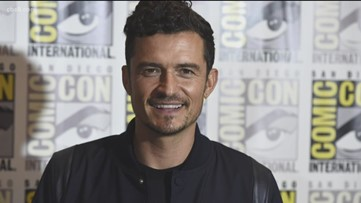Orlando Bloom tattoos son's name in Morse code -- and misspells it