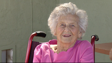 Woman survived 1918 pandemic, prepares to celebrate her 106th Birthday!